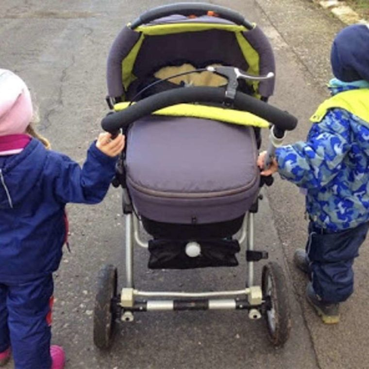 Der perfekte Kinderwagen – Tipps einer vierfach Mutter