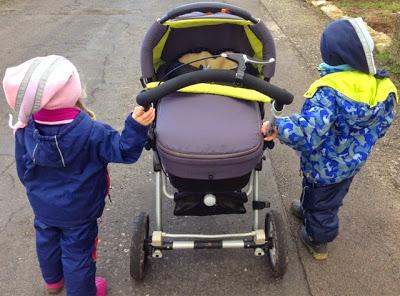 Der perfekte Kinderwagen