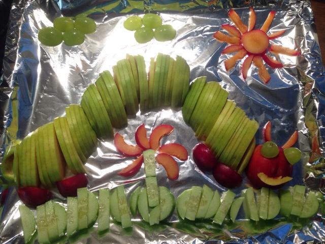 Geburtstagsfrühstück im Kindergarten