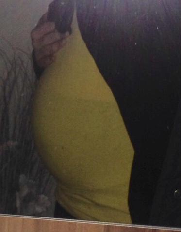 Schwangerschaft verheimlichen?