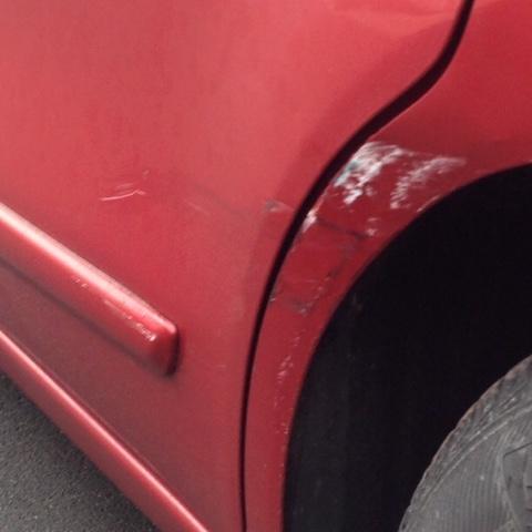 Autounfall in der Schwangerschaft