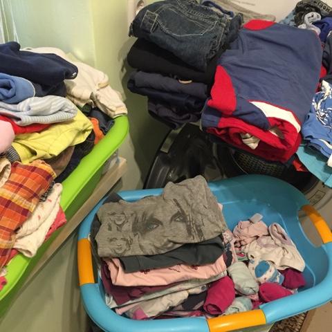 Wäsche, Wäsche, Wäsche