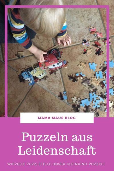 Wieso unser Kleinkind Puzzle liebt und wie viele Teile er zusammensetzen kann #Kleinkindentwicklung #Kinder #Entwicklung #Puzzle