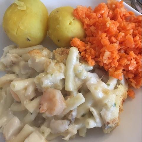 Nudel-Fisch-Auflauf für kleine und große Gourmets