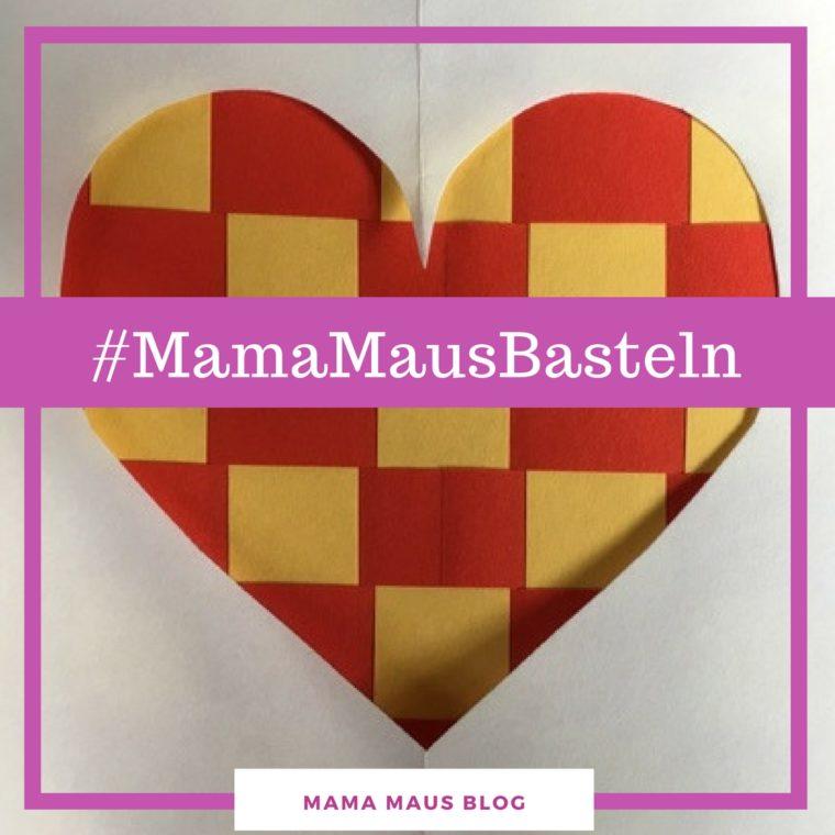 #MamaMausBasteln für Kinder – Ankündigung und Anleitung