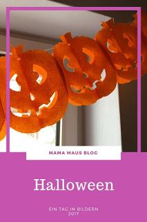 Halloween - ein Tag in Bildern