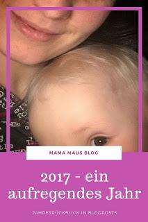 Jahresrückblick 2017 in Blogposts