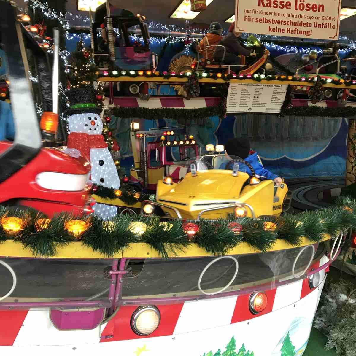 Liebgewordene Tradition – Ausflug auf den Weihnachtsmarkt Erfurt