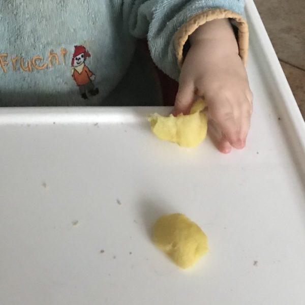 Kartoffeln zur Vorspeise