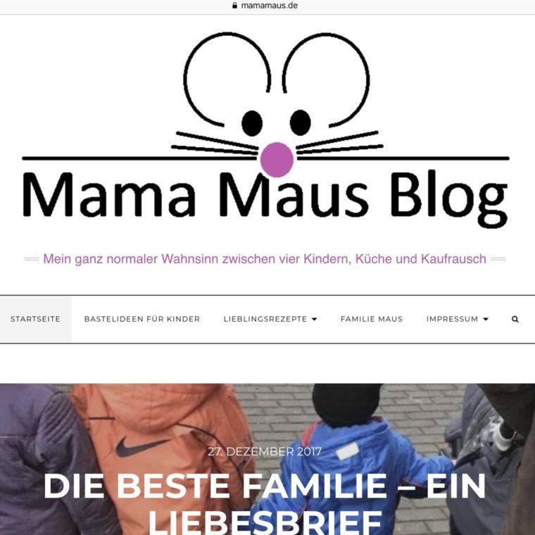 Mama Maus ist umgezogen – mamamaus.de