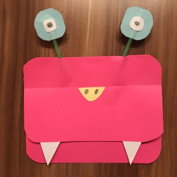 Einladung zum Kindergeburtstag Monster