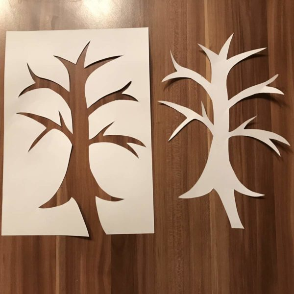 Baum ausschneiden