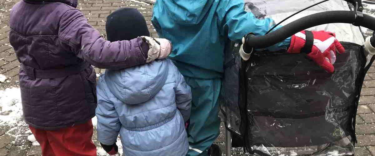 Wie kann man mehreren Kindern gerecht werden?