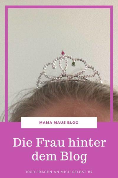 Die Frau hinter dem Blog - 1000 Fragen an mich selbst - Teil 4