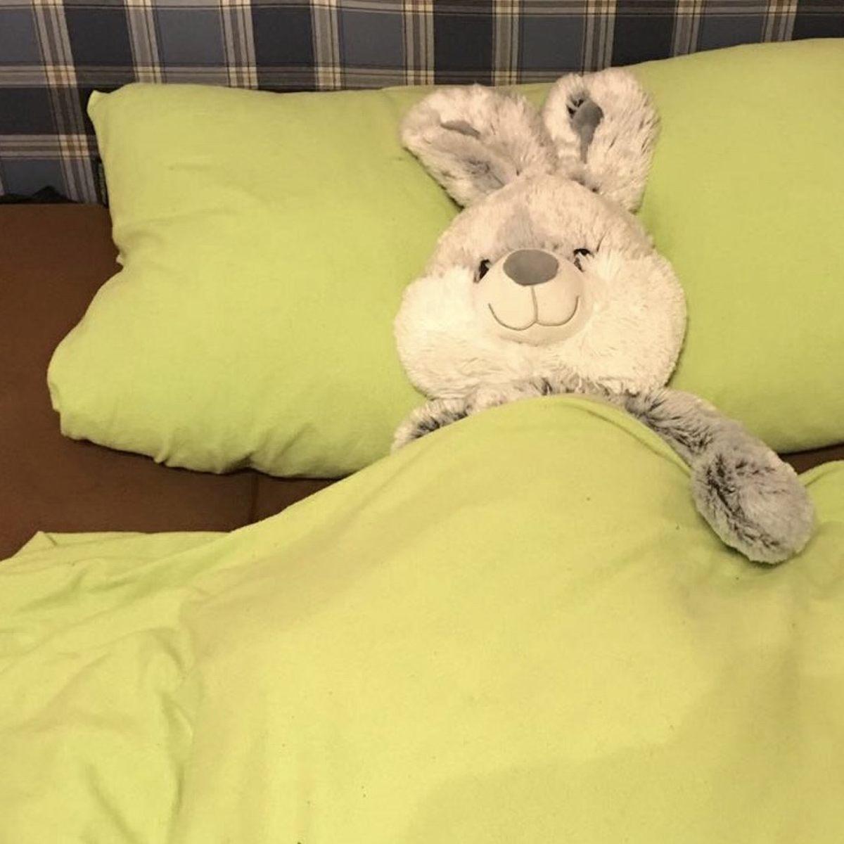 Vier Kinder ins Bett bringen – Bett-geh-Zeit in der Großfamilie