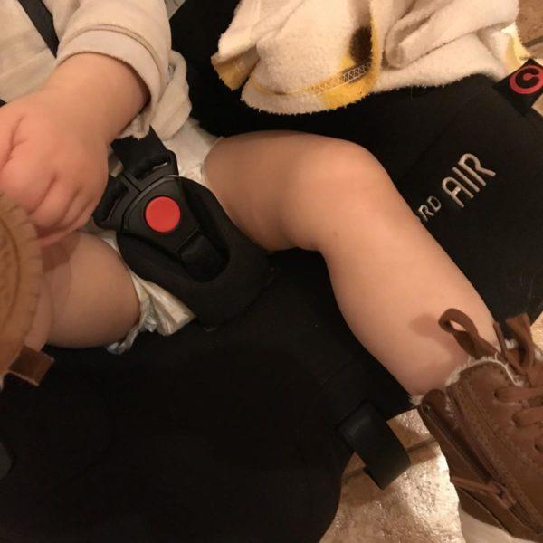 Baby in der Babyschale