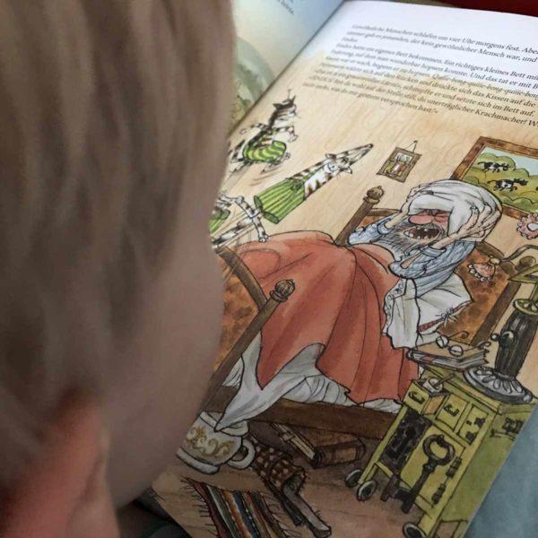 Vorlesen fürs Kind