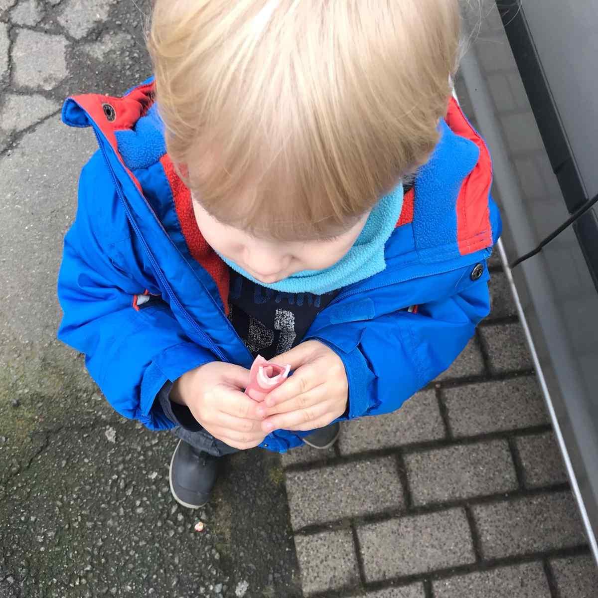 Bitte und danke – So werden deine Kinder zu höflichen Menschen