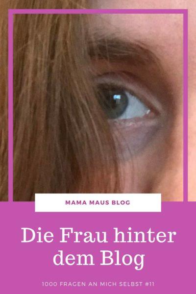 1000 Fragen an mich selbst Teil 11 - Ein Selbstfindungstrip der anderen Art - 20 Fragen zur Frau hinter dem Blog