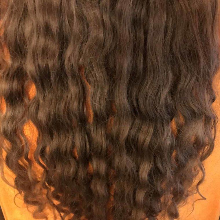 Werbung – Nie wieder fettige Haare? No poo sei dank