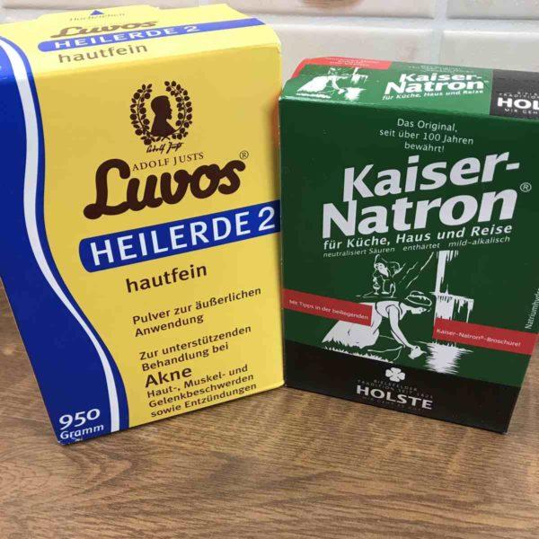 No poo - Natron und Heilerde aus der Shop Apotheke