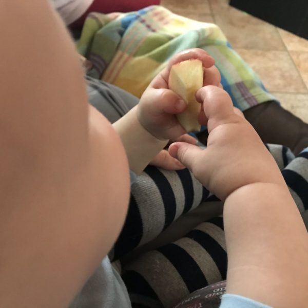 Gesunde Snacks zum Fernsehnachmittag mit Kindern