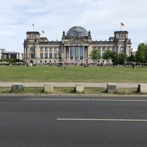 Blogfamilia 2018 Reichstag