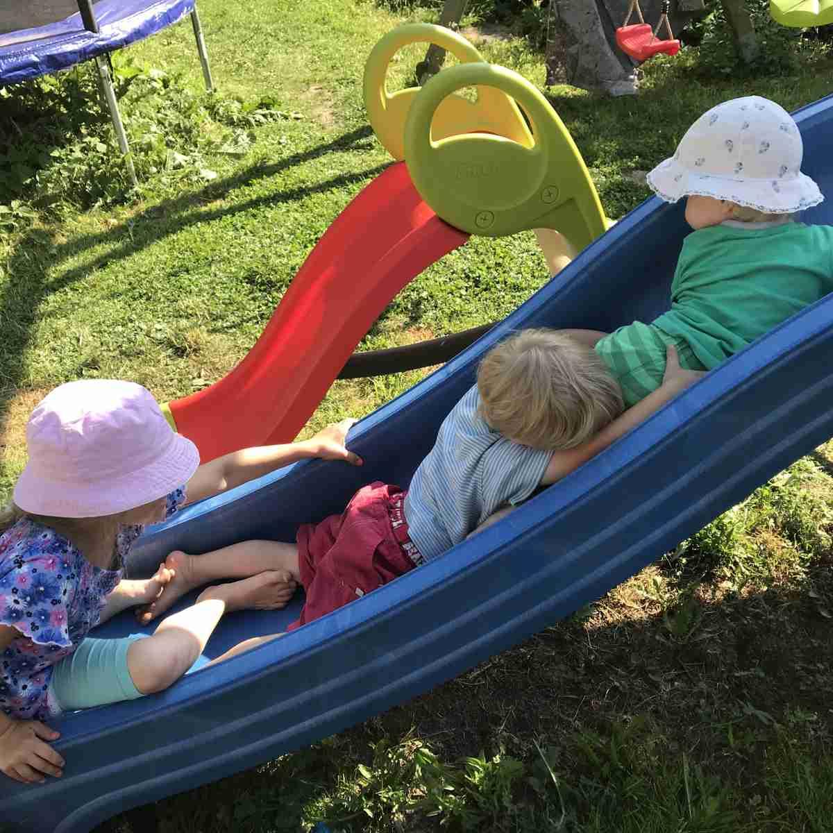 Tagebuchbloggen – WMDEDGT 06 2018 – Gartentag