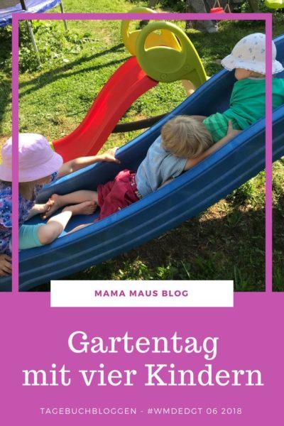#WMDEDGT - Tagebuchbloggen im Juni 2018 - Ein ganz alltäglicher Schultag mit der #Großfamilie