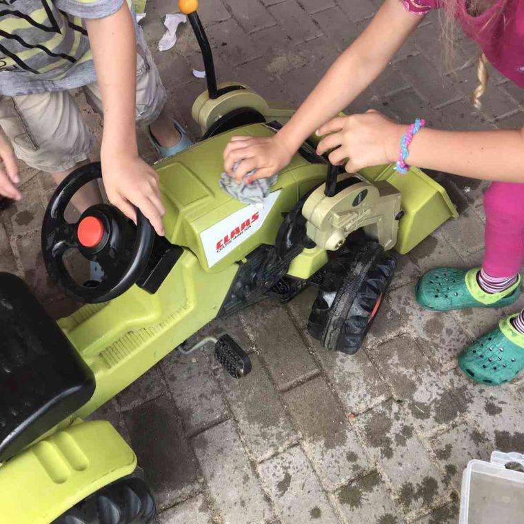 Wochenende in Bildern #WiB 22 2018 – Basteln, Garten, Mittelalter