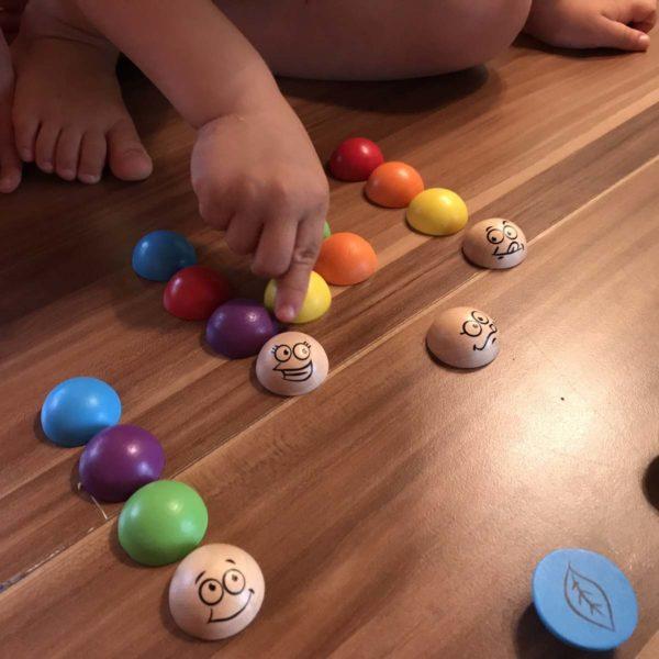 Flori Vielfraß ein tolles Spiel für Kinder und Junggebliebene