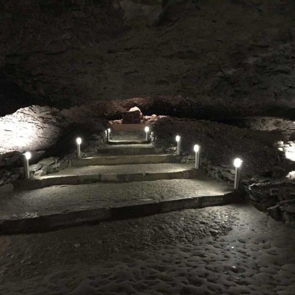 Führung durch die Barbarossahöhle im Kyffhäuser