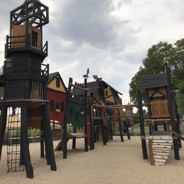 Barbarossahöhle Abenteuerspielplatz