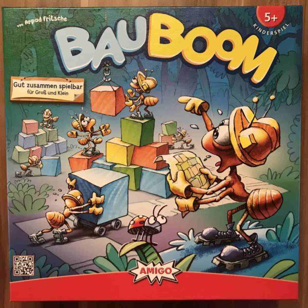 Bauboom Amigo Kinderspiel