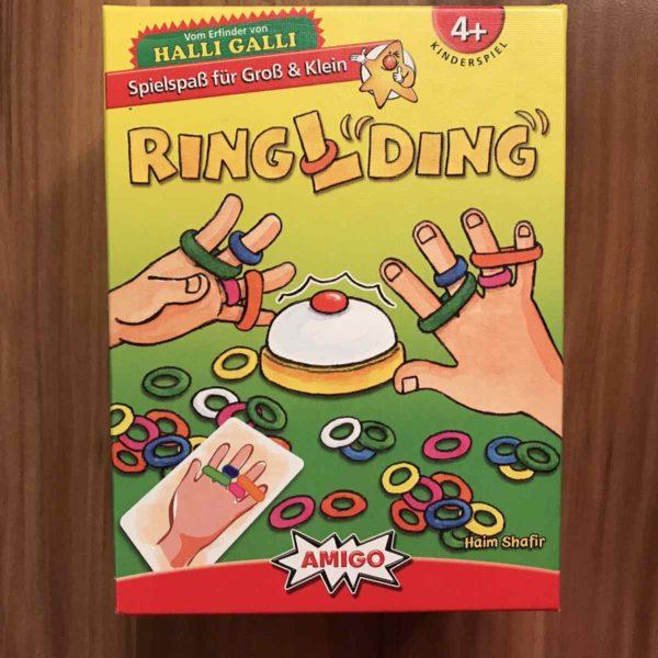 Ringlding Amigo Kinderspiel