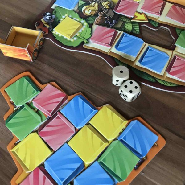 Amigo Bauboom Kinderspiel