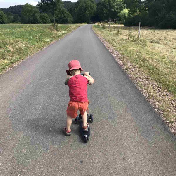 fun pro one Kinderroller für Kinder ab 2 Jahre