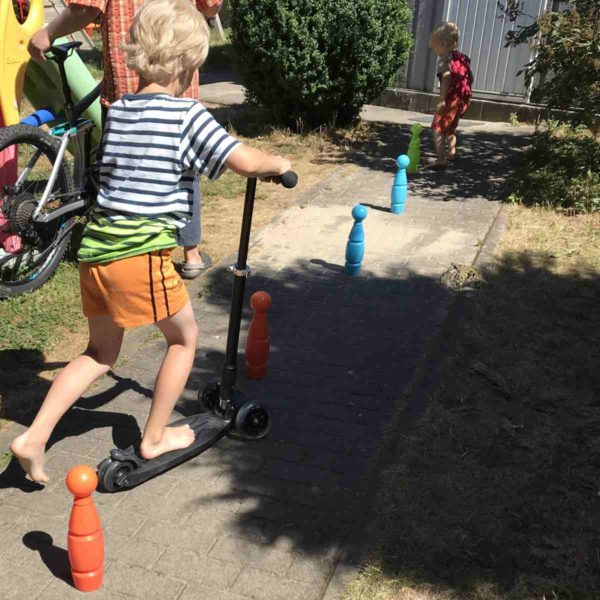 fun pro two stabiler Kinderroller