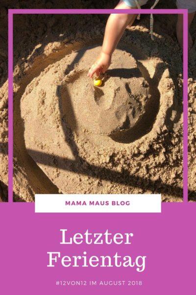 12 von 12 im August 2018 - zwölf Bilder des letzten Ferientags - mit Zeit im Garten, kochenden Kindern und Wäschewahnsinn in der Großfamilie #Familienalltag #LebenmitKindern #Großfamilie #Familienleben