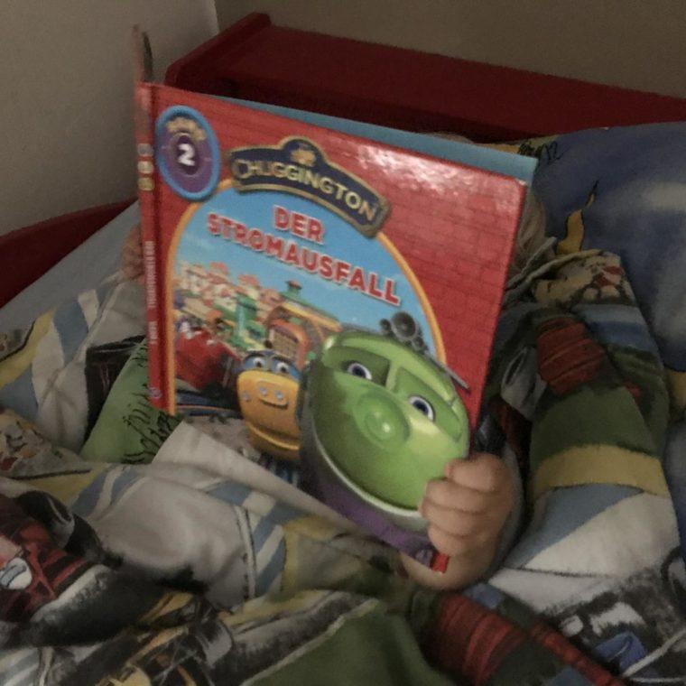 Große Bücherliebe – Wie Kinder Bücher lieben lernen
