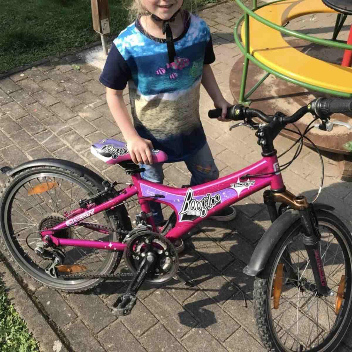 Werbung – Fahrradfahren lernen leicht gemacht