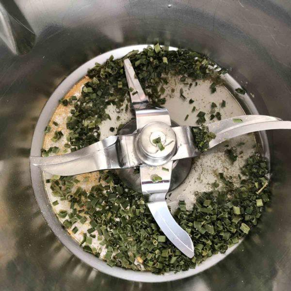 Tunfisch-Spinat-Soße zu Nudeln
