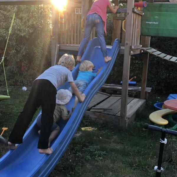 Den Sommer mit Kindern genießen