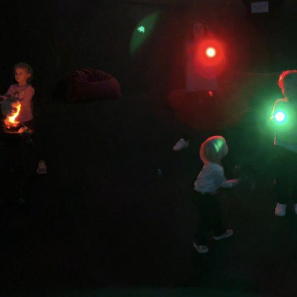 Phaeno Wolfsburg Experimente mit Licht