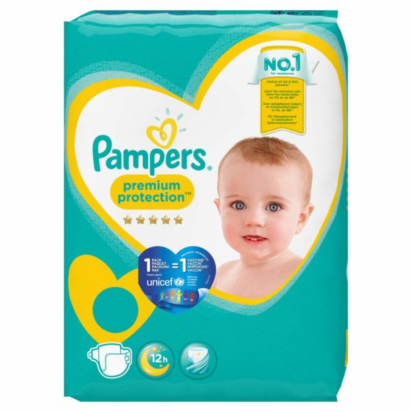 Pampers für UNICEF - Aktionspackungen