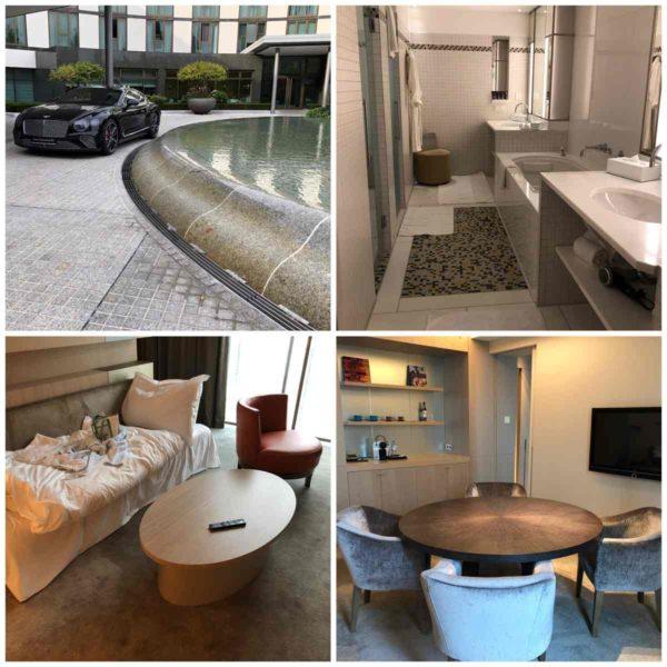 außergewöhnliches 5 Sterne Hotel Ritz-Carlton in Wolfsburg