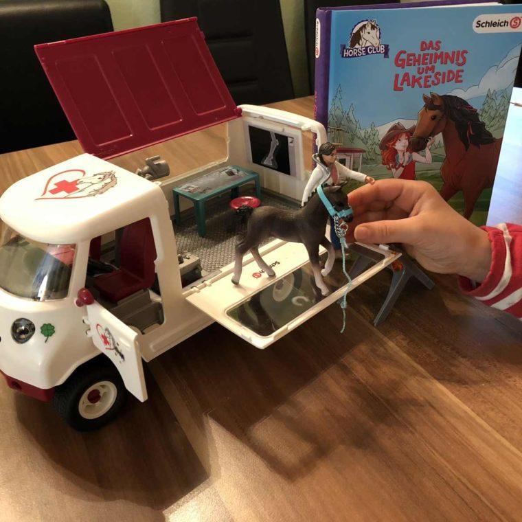 Anzeige – Schleich Horse Club – Das ideale Geschenk für kleine Pferdefans