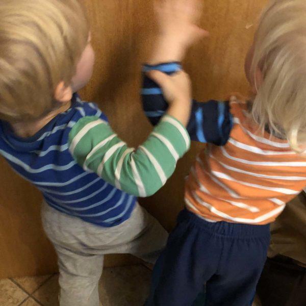 Streit zwischen Geschwistern