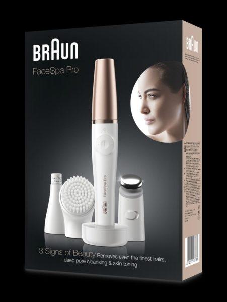 Braun FaceSpa Pro - Geschenktipp für mehr Zeit