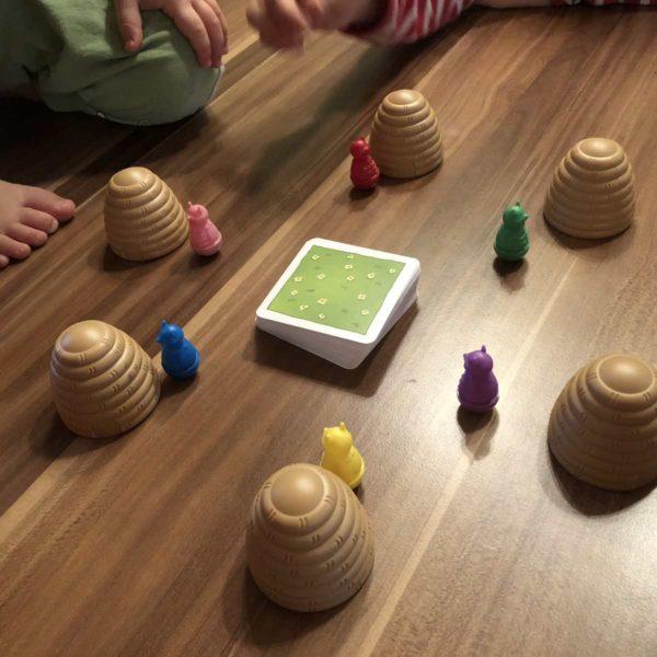 Amigo Honigbienchen - Brettspiel für Kinder